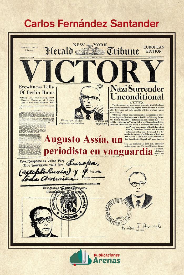 Augusto ass¡a, un periodista en vanguardia