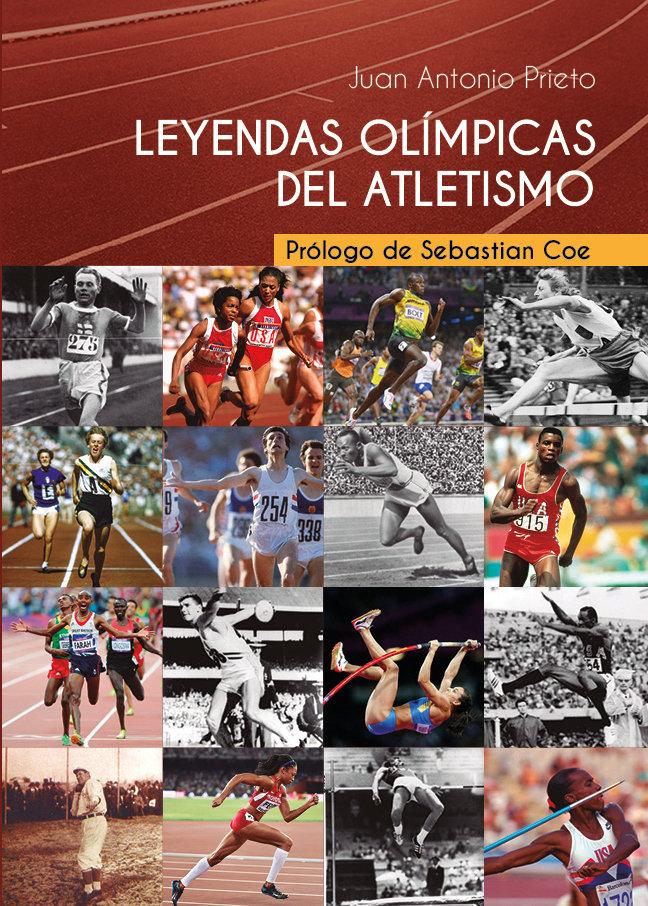 Leyendas olimpicas del atletismo