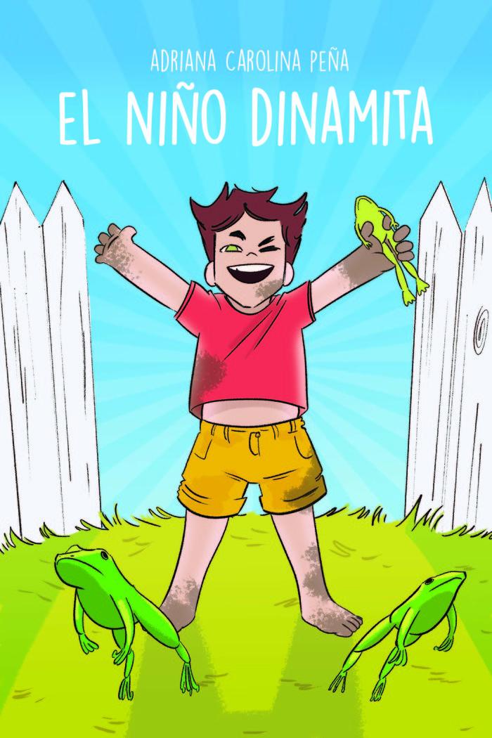 El niño dinamita