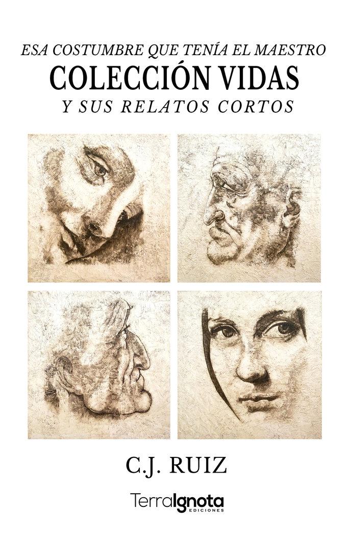 Coleccion vidas y sus relatos cortos homenaje a leonardo d