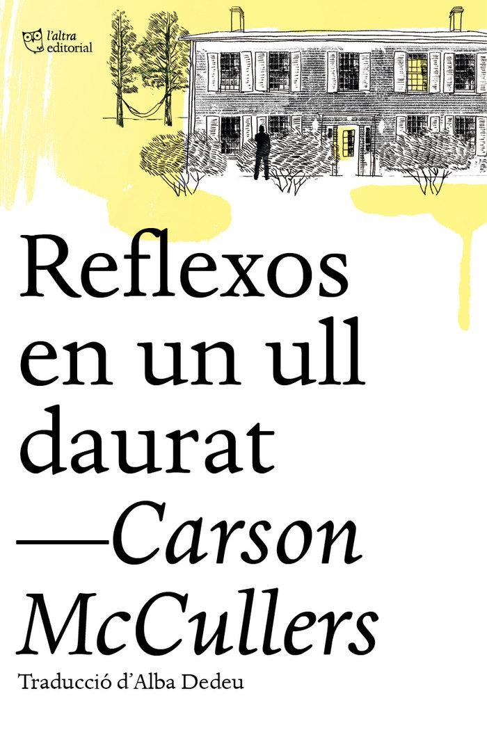 Reflexos en un ull daurat catalan