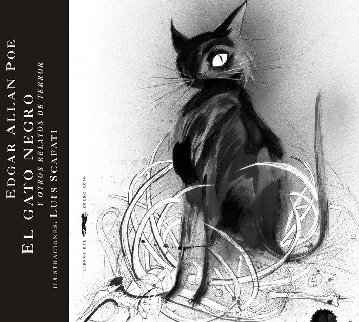 Gato negro y otros relatos de terror,el