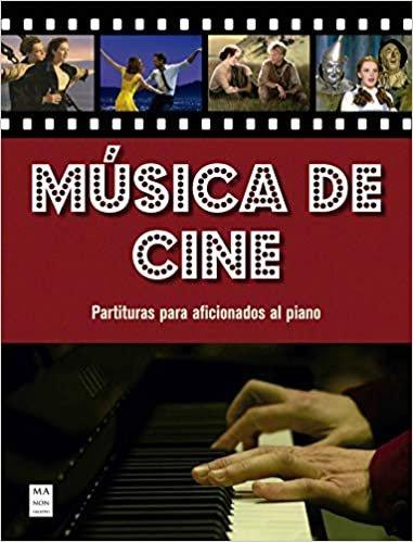 Musica de cine partituras para aficionados al piano