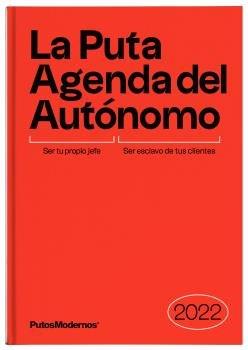 Puta agenda del autonomo 2022,la