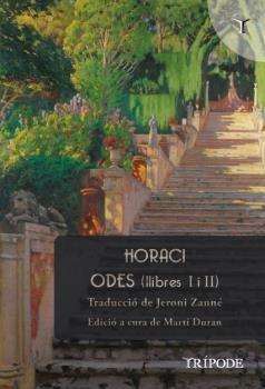 Odes dhoraci en traduccio de jeroni zanne