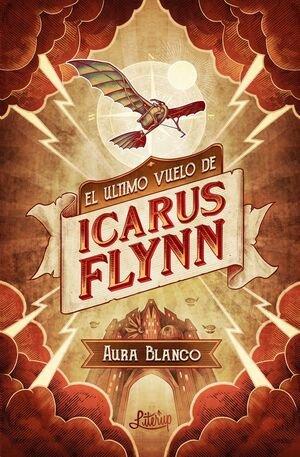 Ultimo vuelo de icarus flynn,el