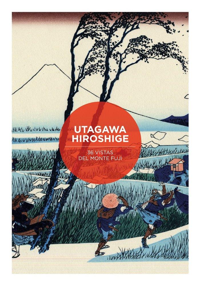 36 vistas del monte fuji por katsushika hokusai y utagawa h