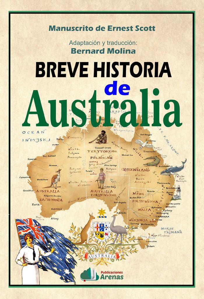 Una breve historia de australia