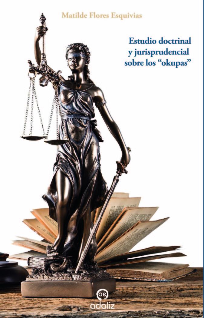 """Estudio doctrinal y jurisprudencial sobre los """"/okupa"""