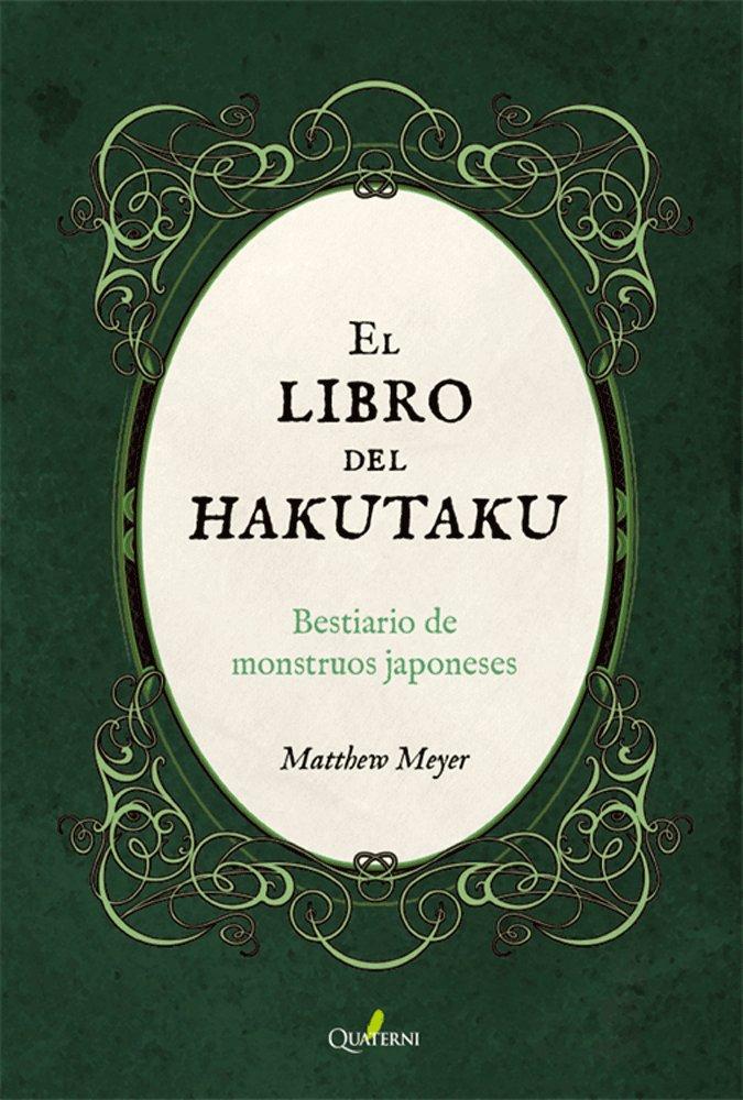 Libro del hakutaku,el