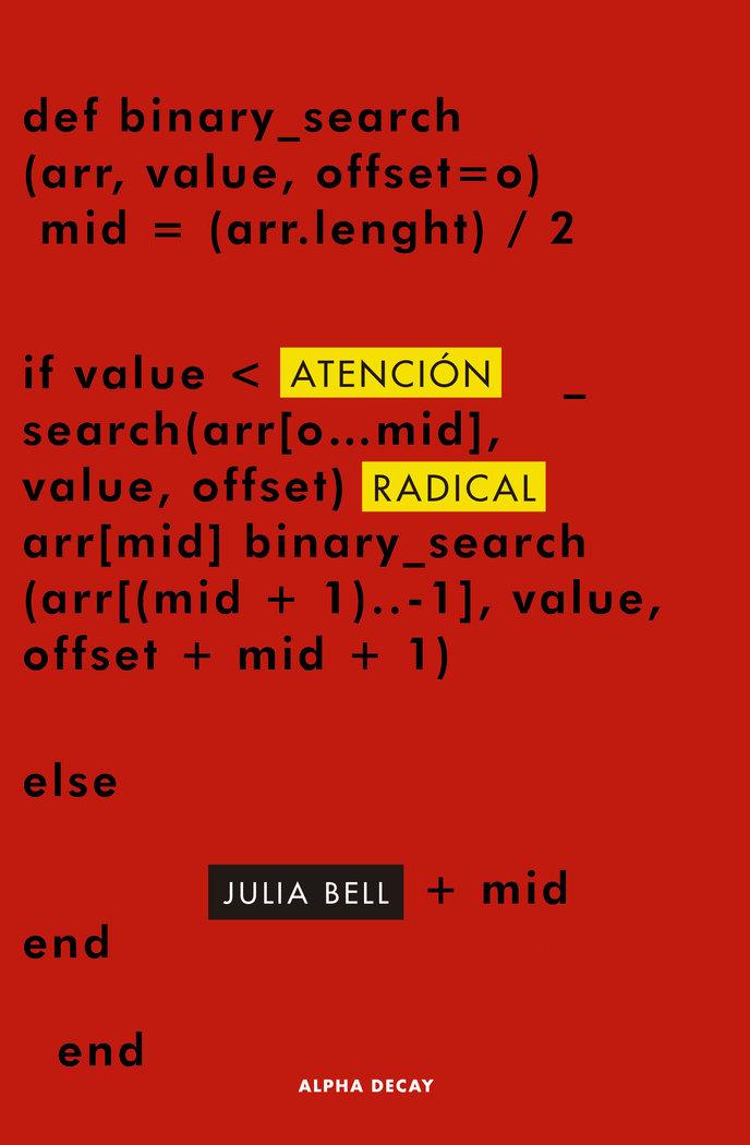 Atencion radical