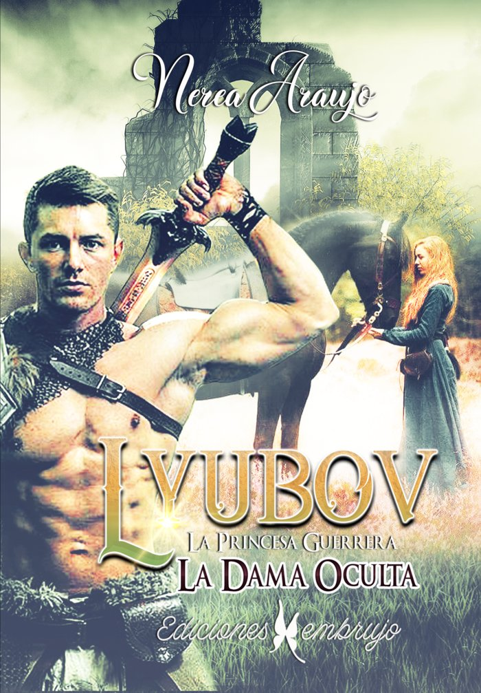 La princesa guerrera lyubov
