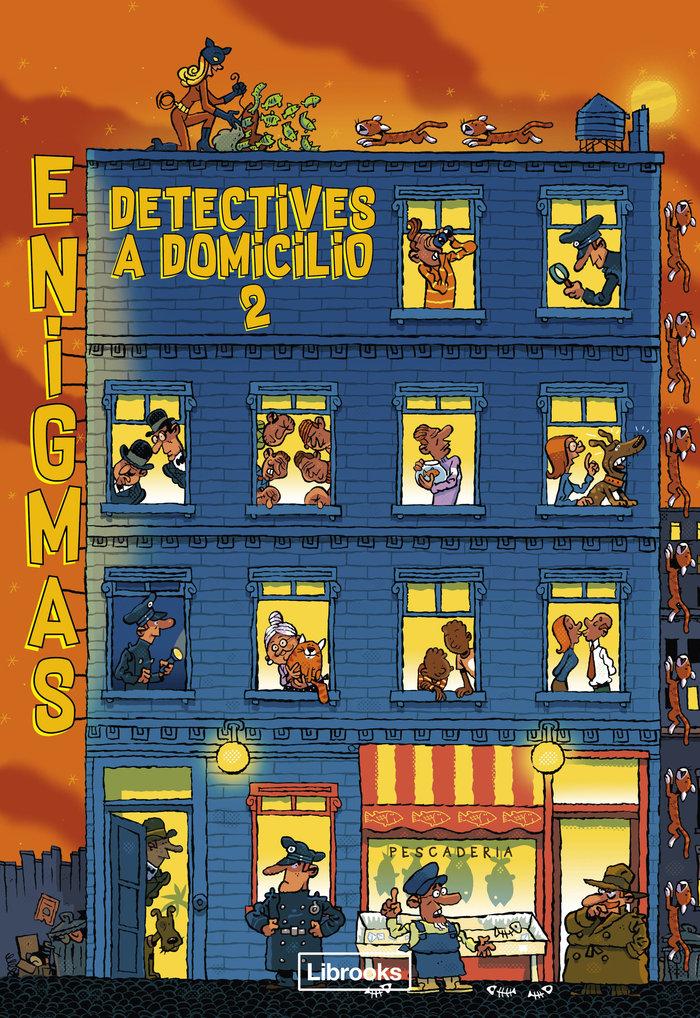 Enigmas detectives a domicilio 2