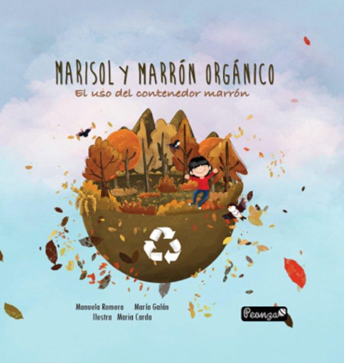 Marisol y marron organico