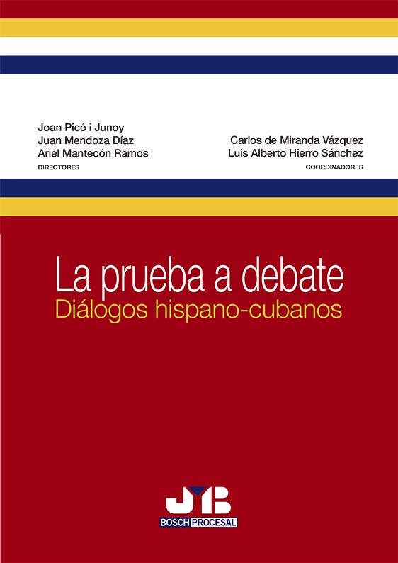 Prueba a debate dialogos hispano cubanos