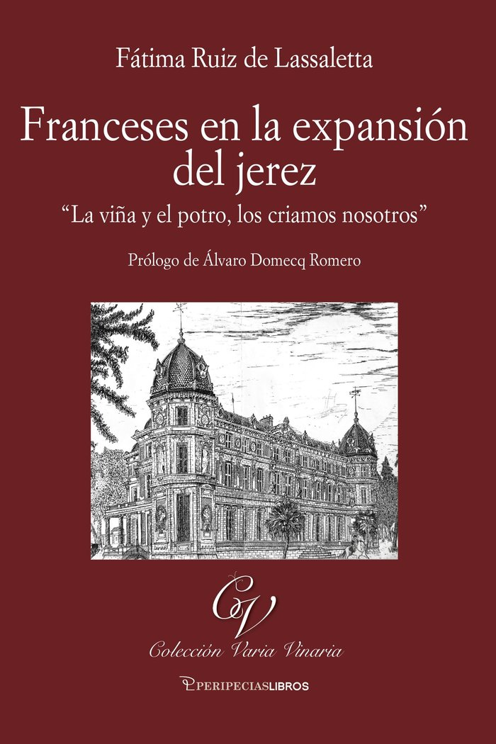 Franceses en la expansion del jerez