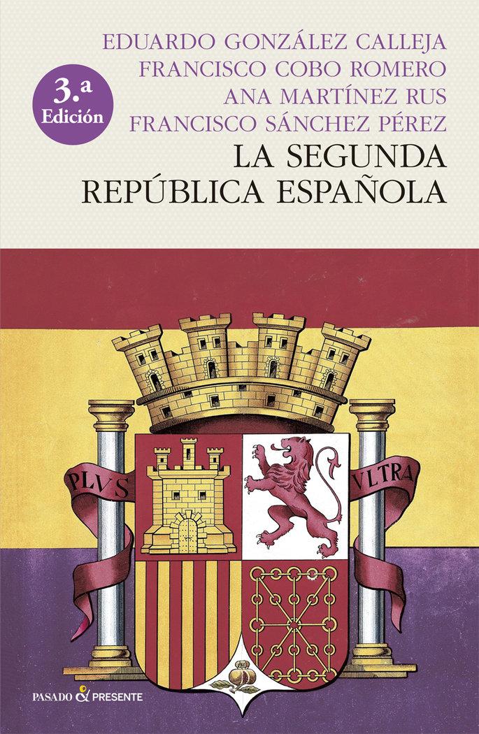 Segunda republica española,la