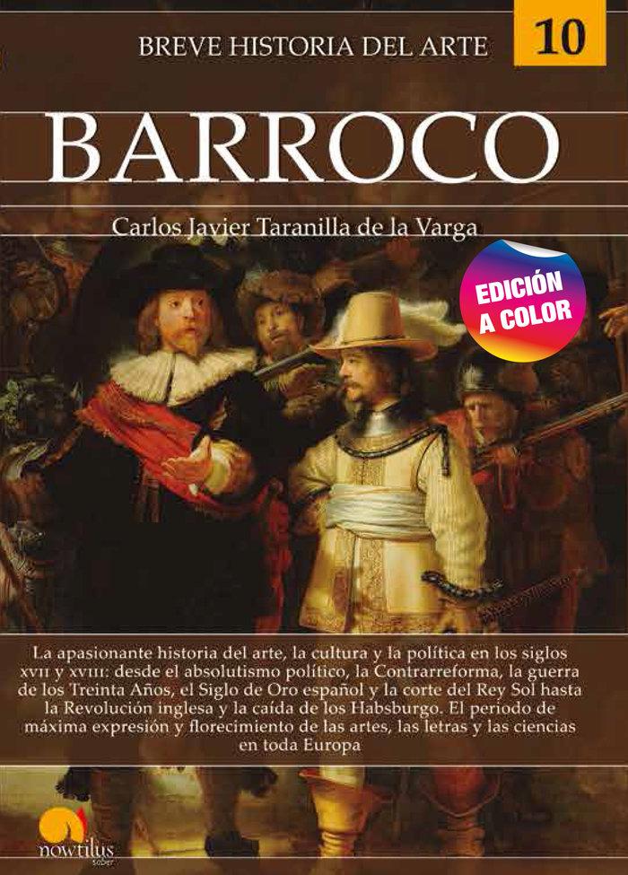 Breve historia del barroco n e color