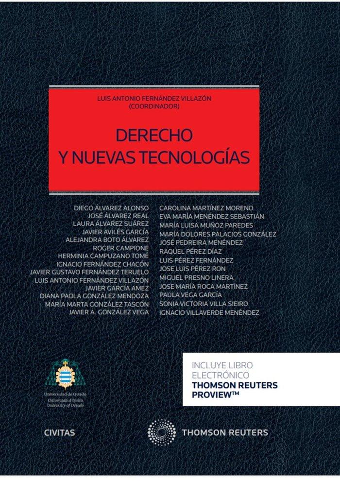 Derecho y nuevas tecnologias duo