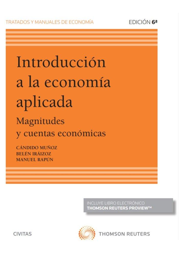 Introduccion a la economia aplicada