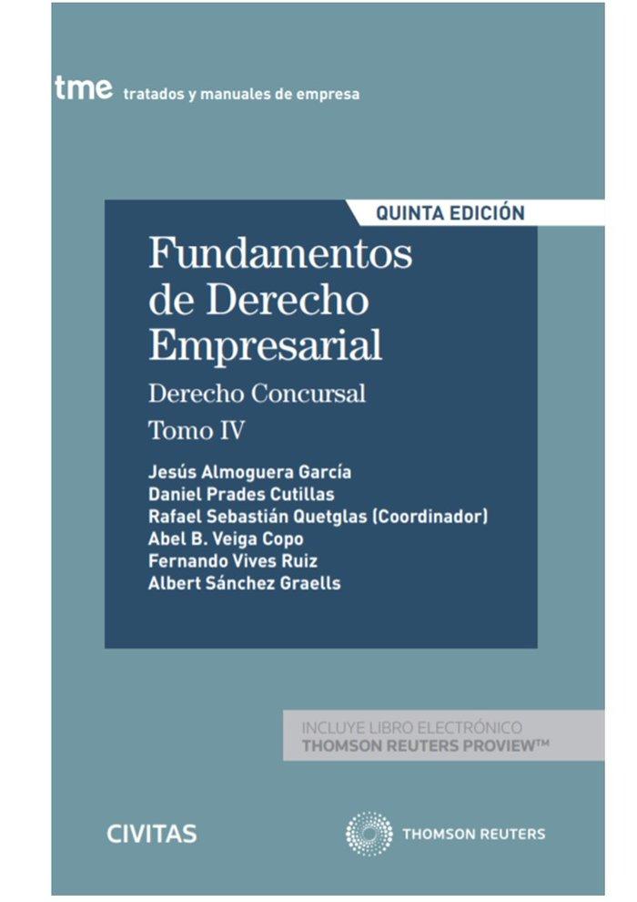 Fundamentos de derecho empresarial