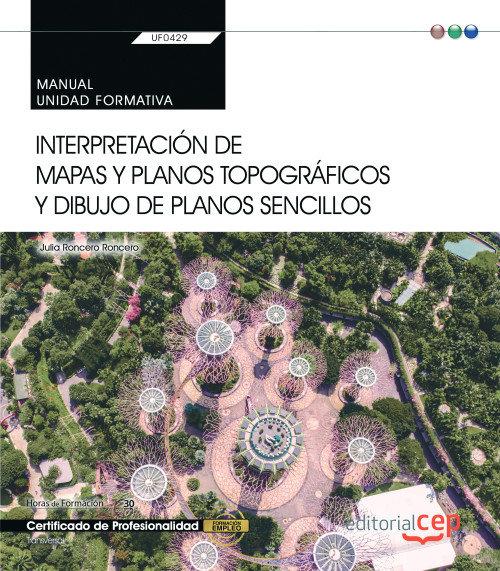 Manual. interpretacion de mapas y planos topograficos y dibu