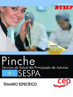 Pinche servicio salud principado asturias sesp temario espe