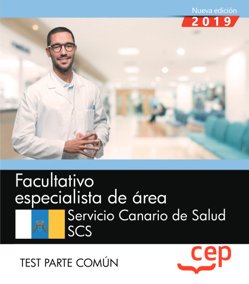 Facultativo especialista servicio canario salud test