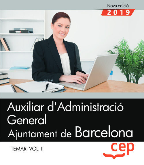 Auxiliar dadministracio general ajuntament barcelona vol 2