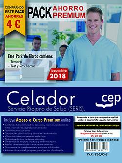 Pack ahorro premium celador servicio riojano de salud seris