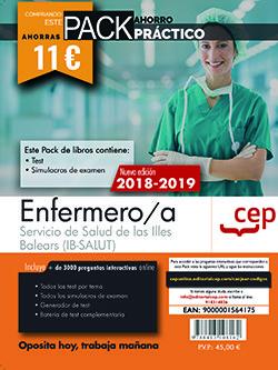 Pack ahorro practico ib-salut enfermero/a