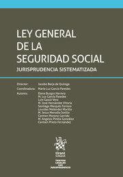 Ley generalde la seguridad social jurisprudencia sistematiz