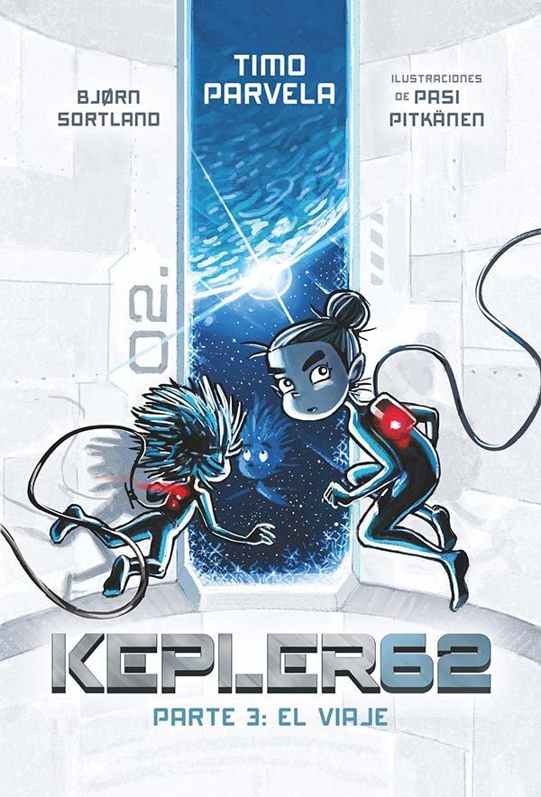 Kepler 62 3 el viaje