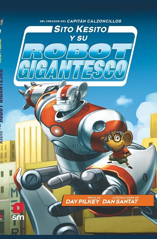Sito kesito 1 y su robot gigantesco