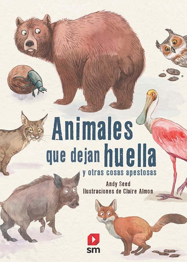 Animales que dejan huella