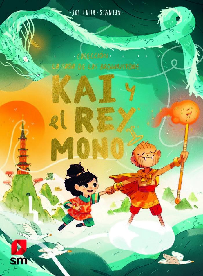 Saga de los brownstone 3 kay y el rey mono