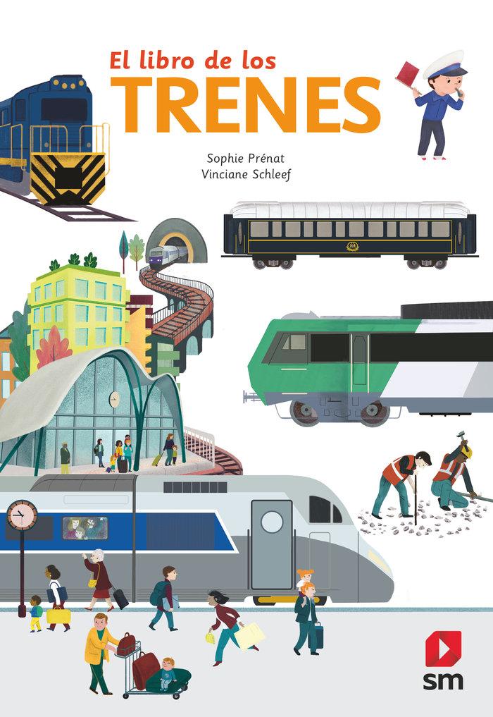 Libro de los trenes,el