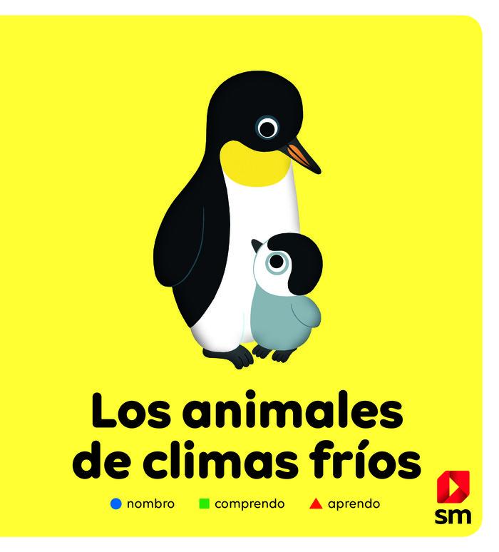Animales de climas frios