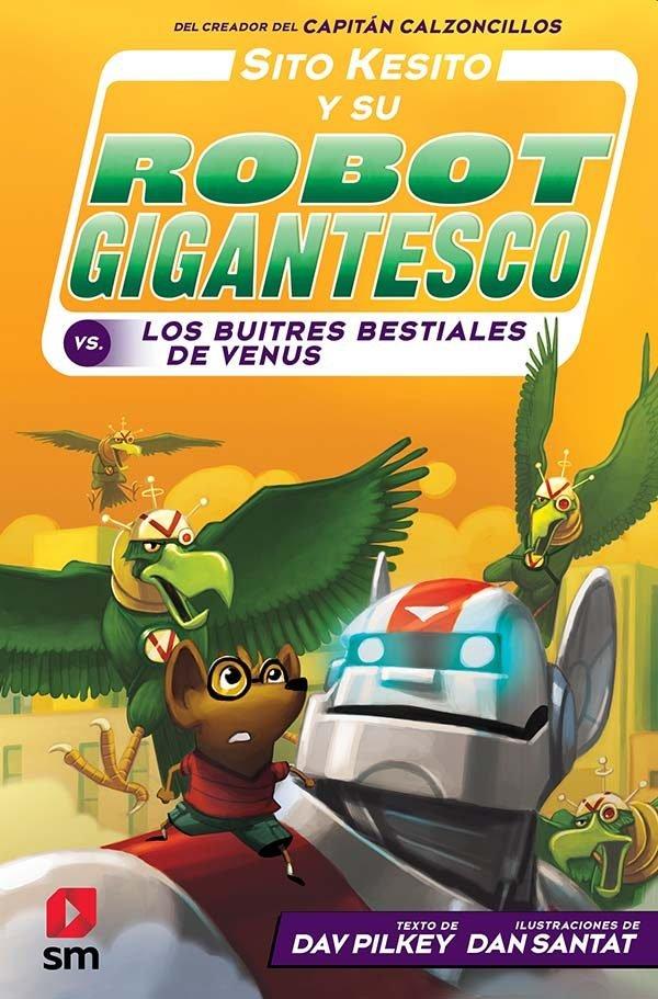 Sito kesito 3 y su robot gigantesco contra los buitres best