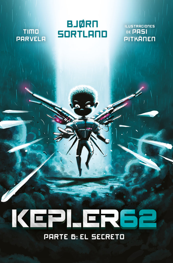 Kepler62 parte 6 el secreto