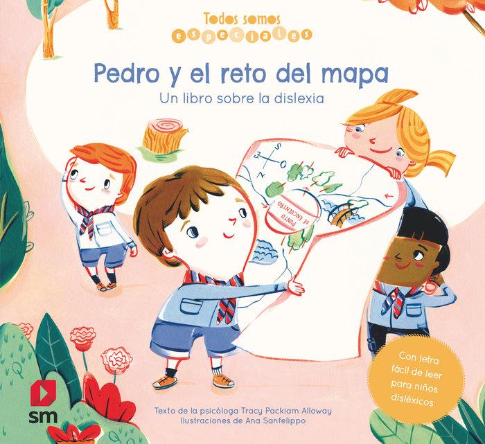 Pedro y el reto del mapa