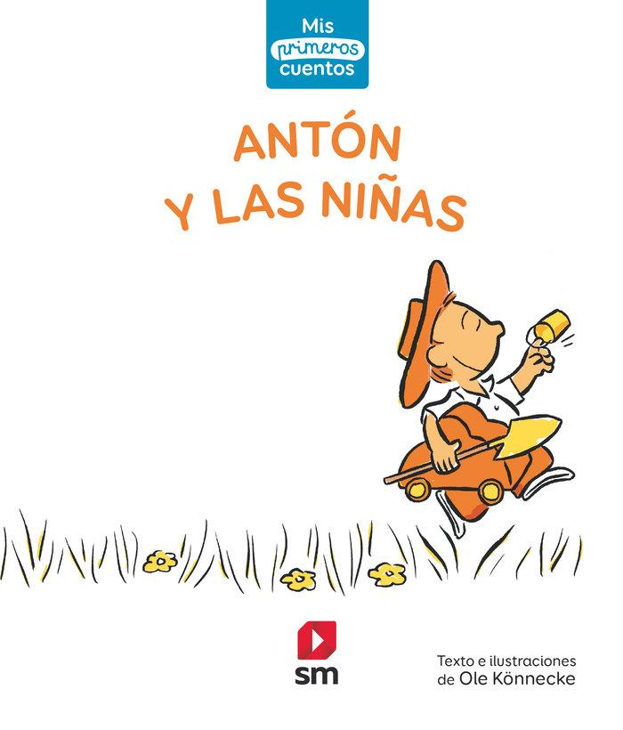 Anton y las niñas