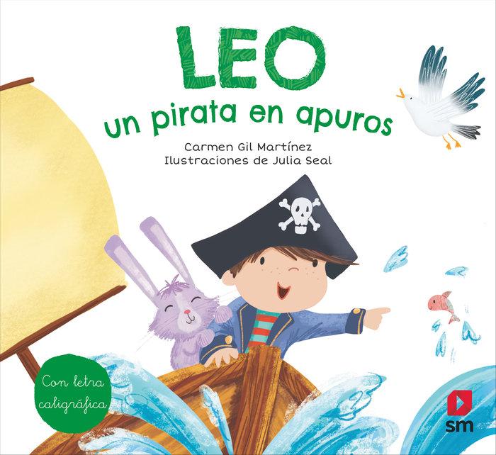 Leo un pirata en apuros