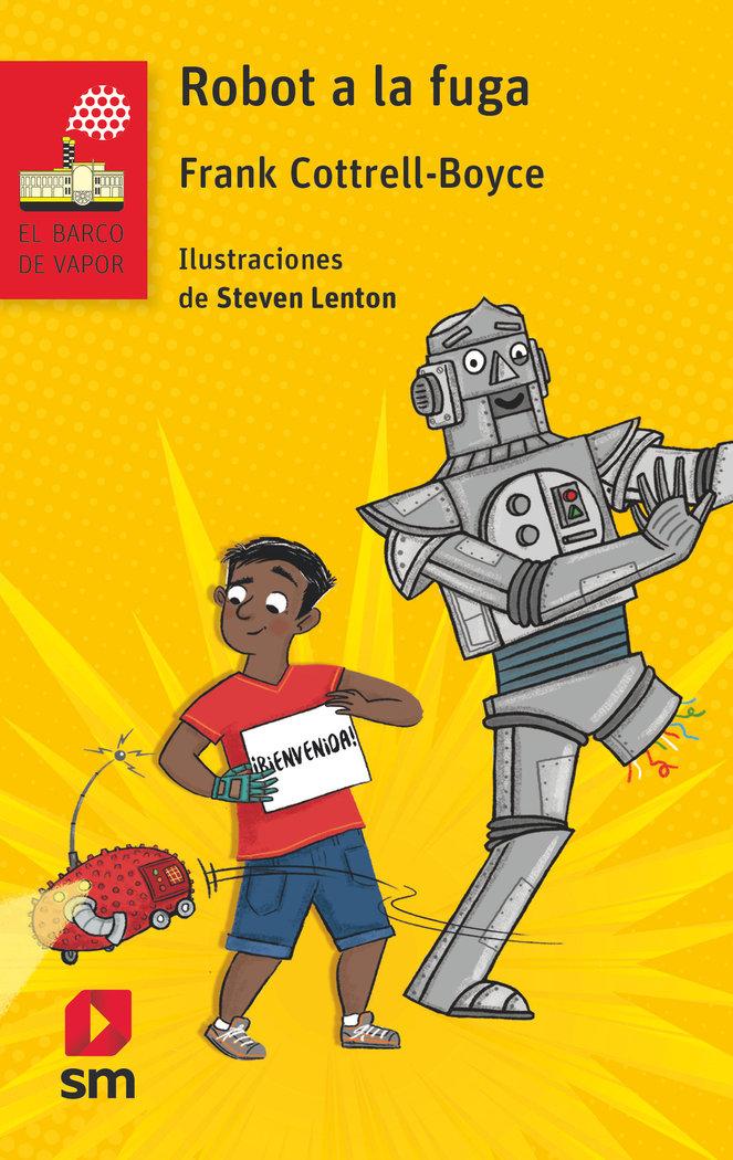 Robot a la fuga