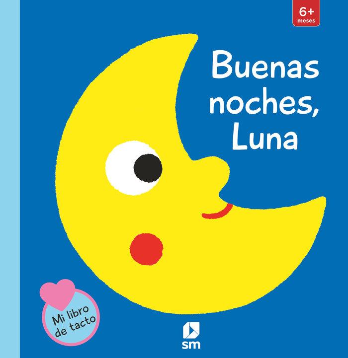 Libro tacto buenas noches luna