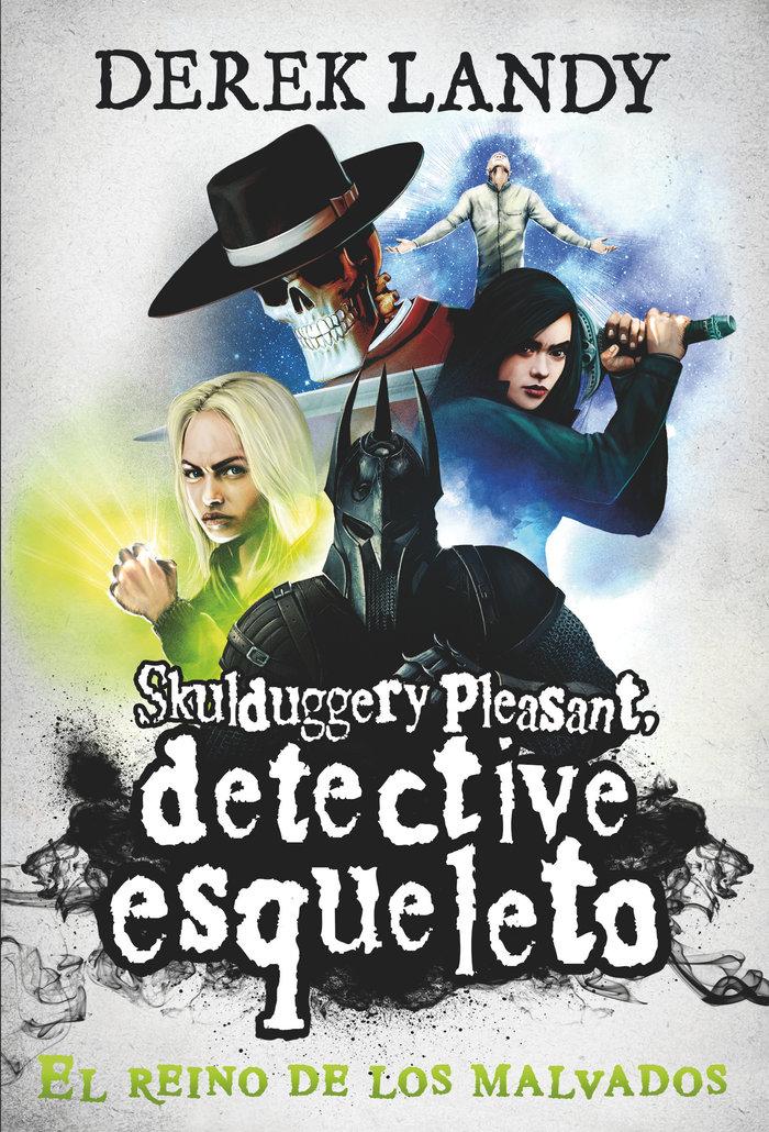 Detective esqueleto el reino de los malva
