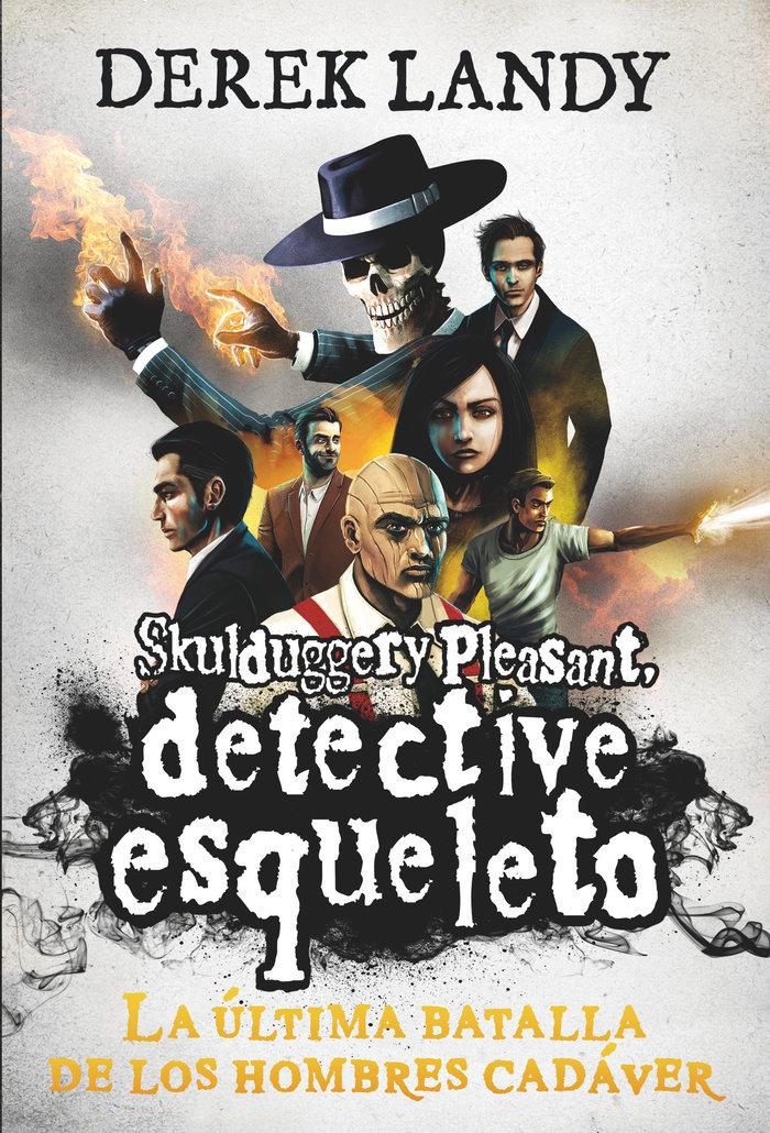 Detective esqueleto la ultima batalla de