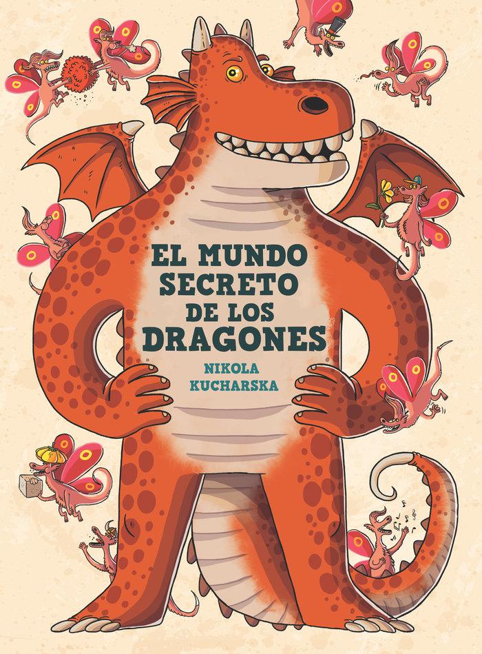 El mundo secreto de los dragones