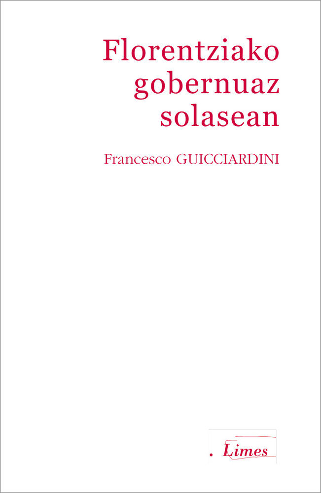 Florentziako gobernuaz solasean