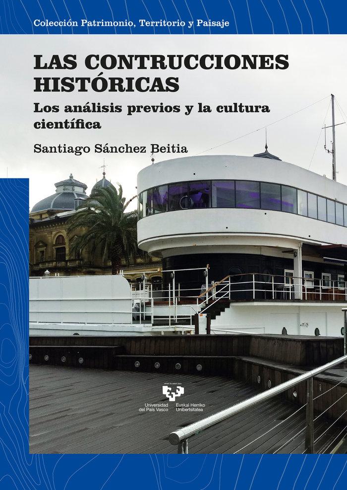 Las construcciones historicas los analisi